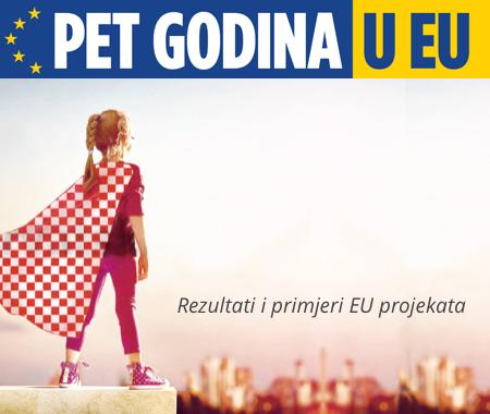 5 godina u EU